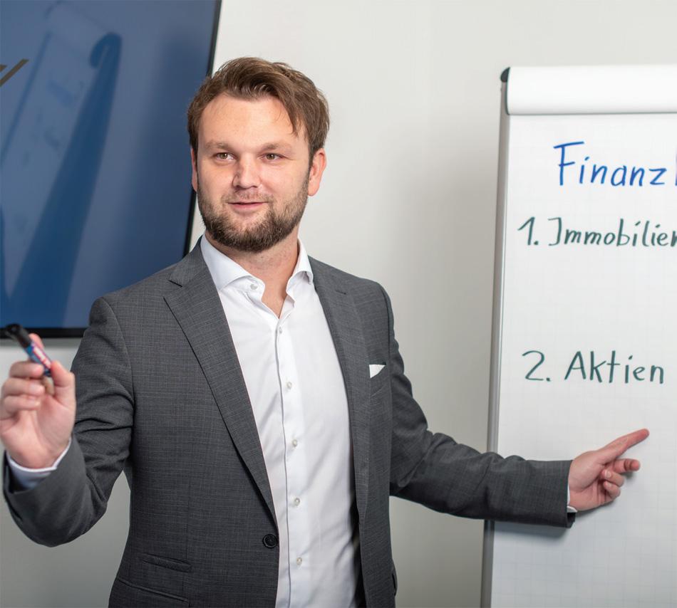 Zachskorn Finanzierung